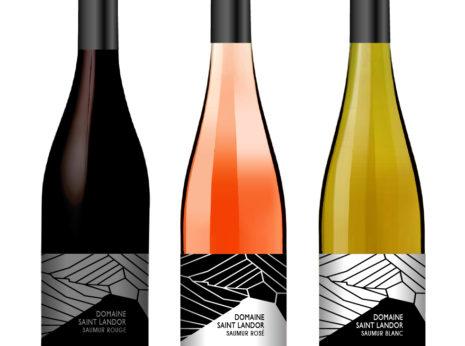 Création étiquettes de Saumur